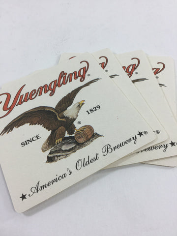 Vintage Yuengling Coasters (set of 4)