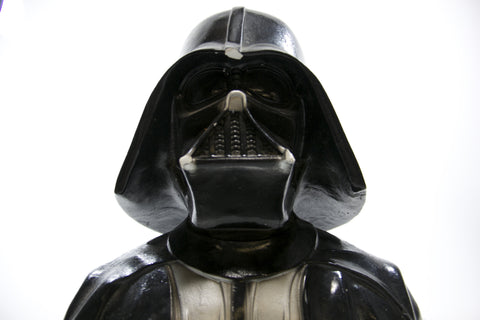 Huge Vintage Darth Vader Piggy Bank - Odd MoFo