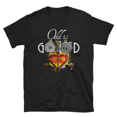 Odd is Good Short-Sleeve Unisex T-Shirt
