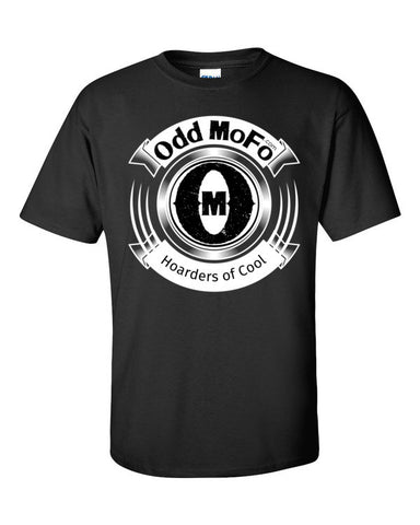 Short sleeve OM Hoarders of Cool t-shirt - Odd MoFo