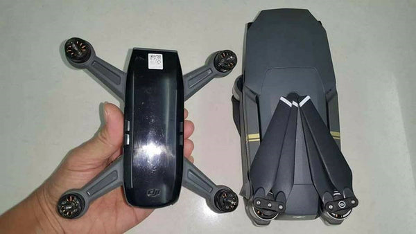 DJI Spark Photos Leaked
