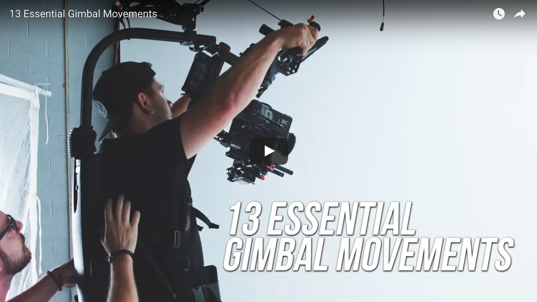 13 Essential Gimbal Movements You Should Know