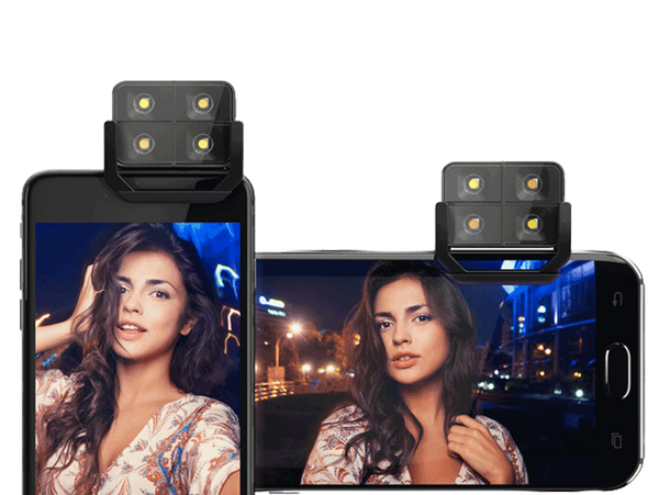 Now Stocking iblazr2 The World's Smartest Wireless LED Flash for Smartphones