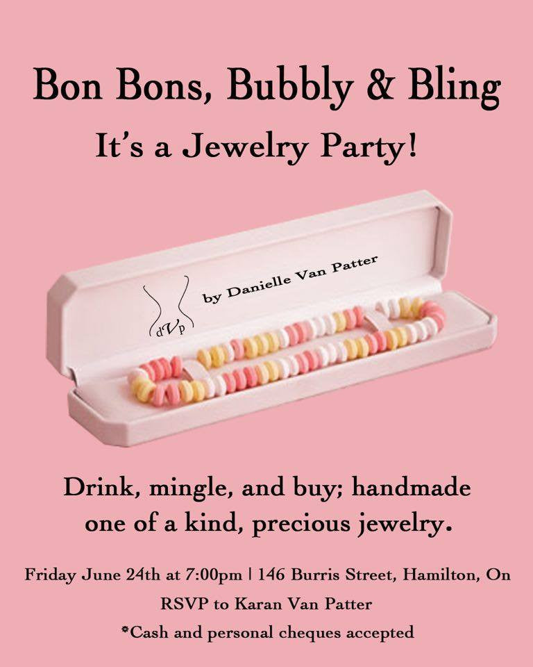 Danielle Van Patter Jewelry Launch Party