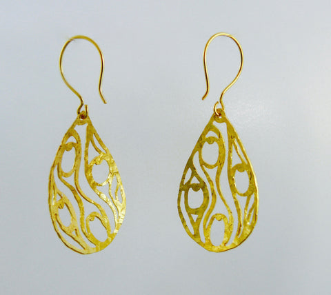 Fancy Dangle Earring