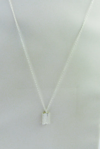 Peek-a-boo Infinity Necklace