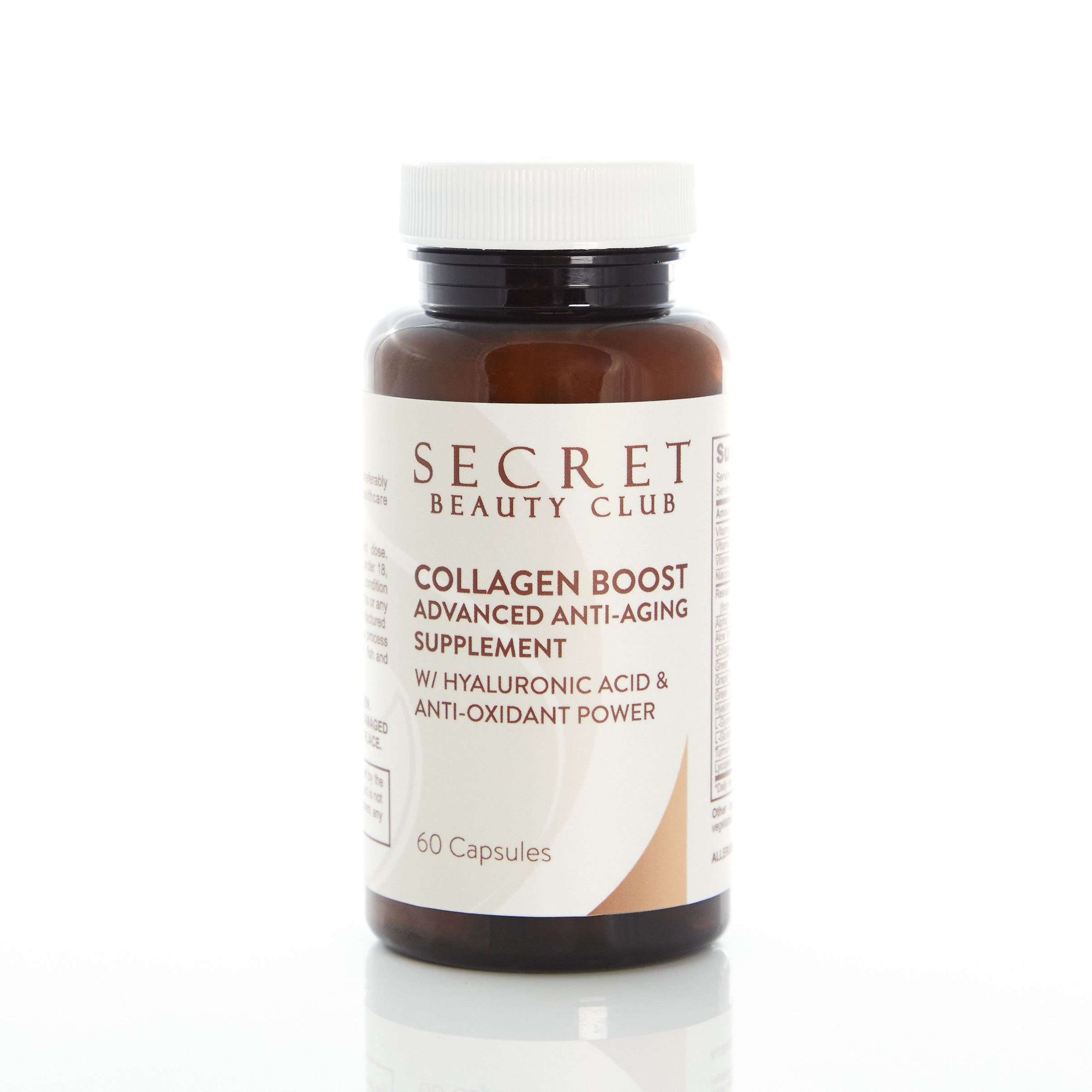 Collagen Boost Supplement - Secret Beauty Club