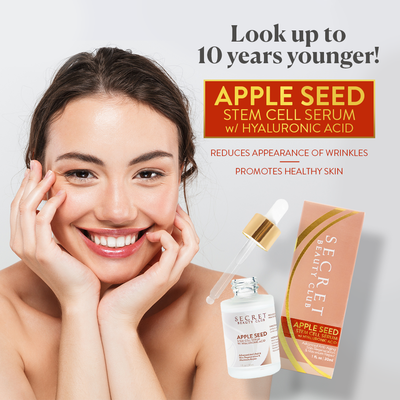 Apple Seed Stem Cell Serum