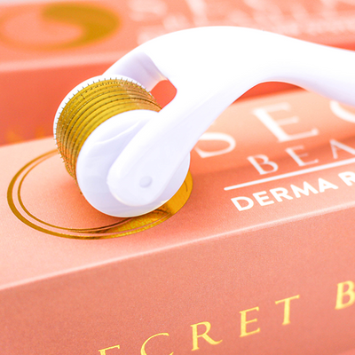 Micro Needle Derma Roller - Secret Beauty Club