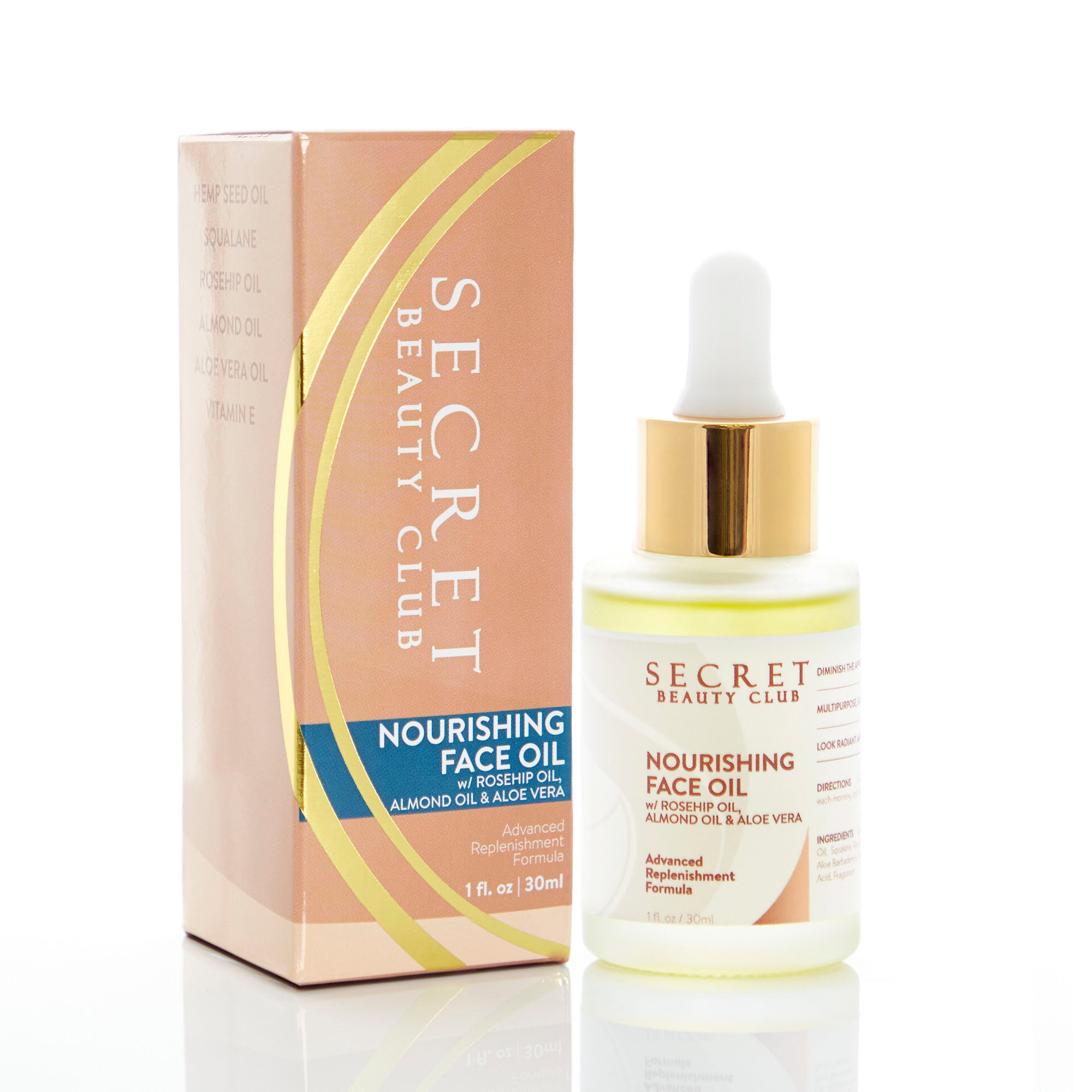 Secret Nourishing Oil