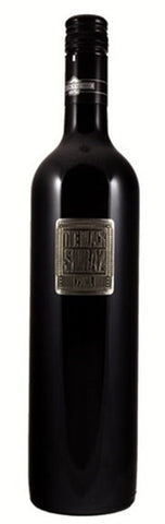 Metal Label Black Shiraz, Berton Vineyard.