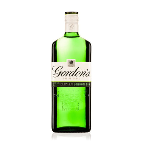Gordon's London Dry gin.