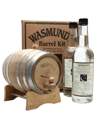 Wasmund's Malt Spirit Barrel Set