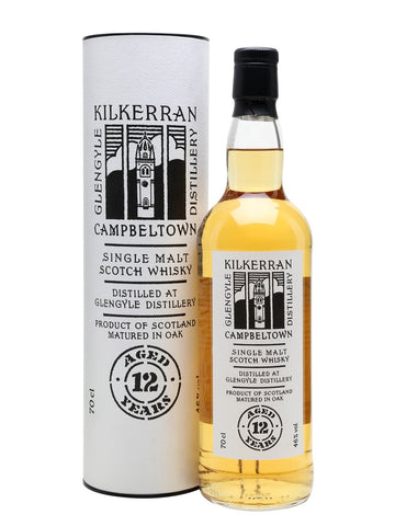 Kilkerran 12 Year Old 46%