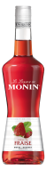 MONIN Strawberry liqueur