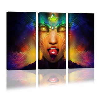 Wall Canvas - Spiritual