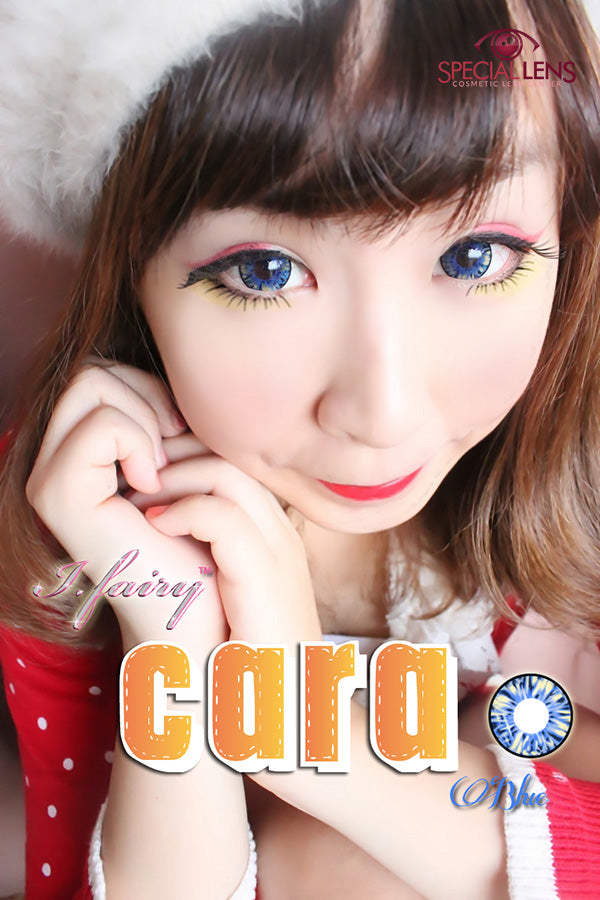 iFairy Cara Blue Contact Lenses
