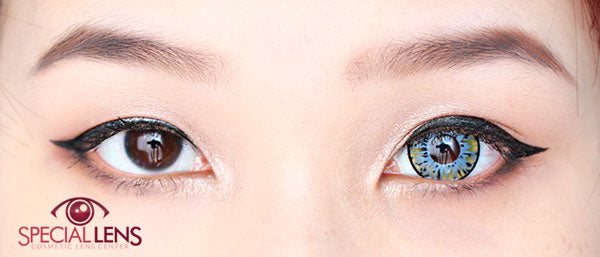 iFairy Cara Grey Contact Lenses