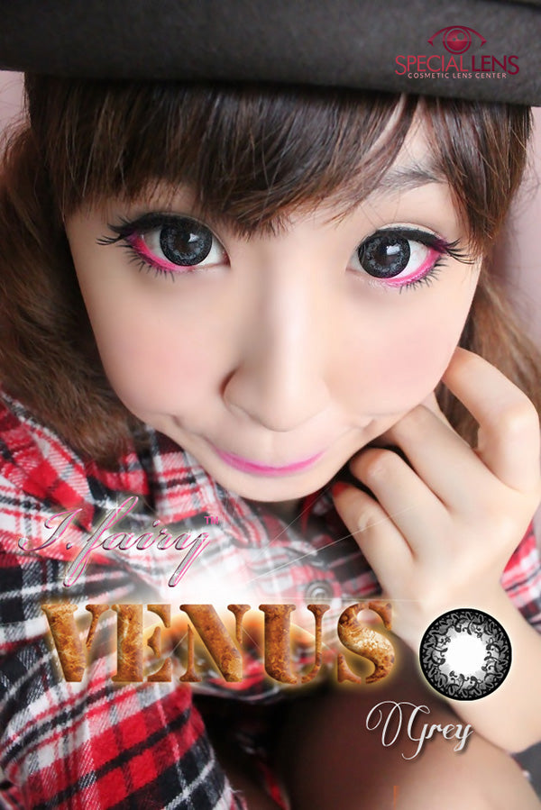 iFairy Venus Grey Contact Lenses