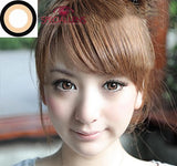 Candy Eye Brown Contact Lenses