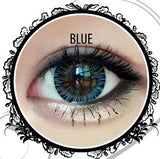 Classic Glamourous 4T Blue Contact Lenses
