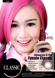 Classic Glamourous 4T Pink Contact Lenses