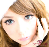 Diamond Green Contact Lenses