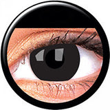 Halloween Pure Black Contact Lenses