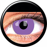 Halloween Pure Violet Contact Lenses