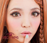 My Melody Brown Contact Lenses