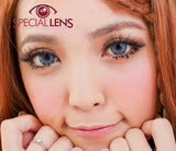 My Melody Grey Contact Lenses