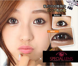 Premium Pop Pink Contact Lenses