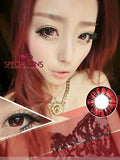 Premium Pop Red Contact Lenses