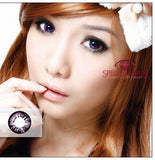 Premium Pop Violet Contact Lenses