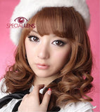 Premium Princess Brown Contact Lenses