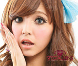 Princess Boneca Blue Contact Lenses