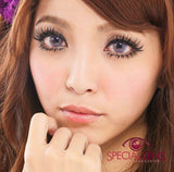 Princess Boneca Violet Contact Lenses