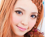 Princess Darling Blue Contact Lenses