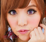 Princess Darling Violet Contact Lenses