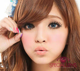 Princess Dizzy Blue Contact Lenses