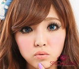Princess Kimino Blue Contact Lenses