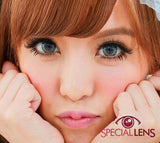 Princess Kimino Brown Contact Lenses