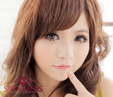 Princess MonGe Brown Contact Lenses