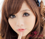 Princess MonGe Grey Contact Lenses