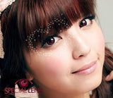 Princess Piacevole Red Contact Lenses