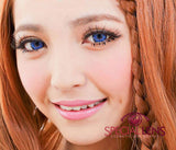 Princess Starry Blue Contact Lenses