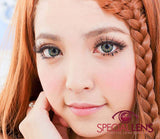 Princess Starry Brown Contact Lenses
