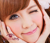 Princess Starry Violet Contact Lenses