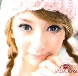 WinG WinG Grey Contact Lenses