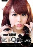 Classic Florence Grey Contact Lenses